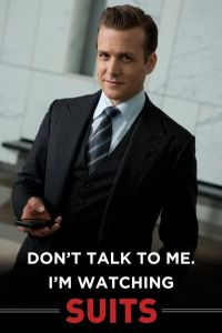 watching suits