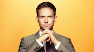 "USA CORPORATE -- ""USA Network Upfront 2013 Talent Portraits"" -- Pictured: Patrick J. Adams from Suits -- (Photo by: Jill Greenberg/USA Network)"